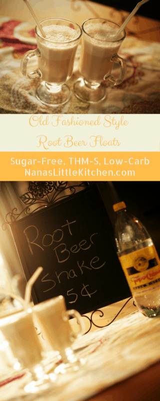 Root Beer Shake