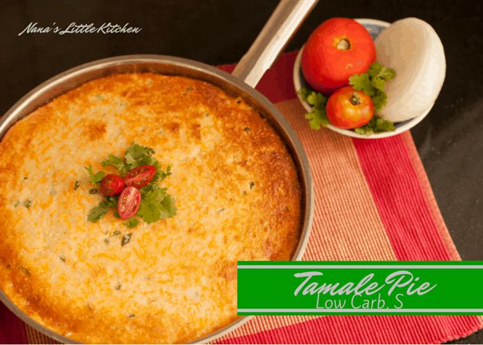 Tamale Pie (Low Carb, S)