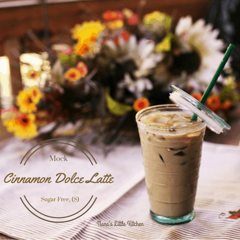 Mock Cinnamon Dolce Latte