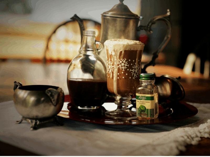 Sugar Free Peppermint Mocha Syrup