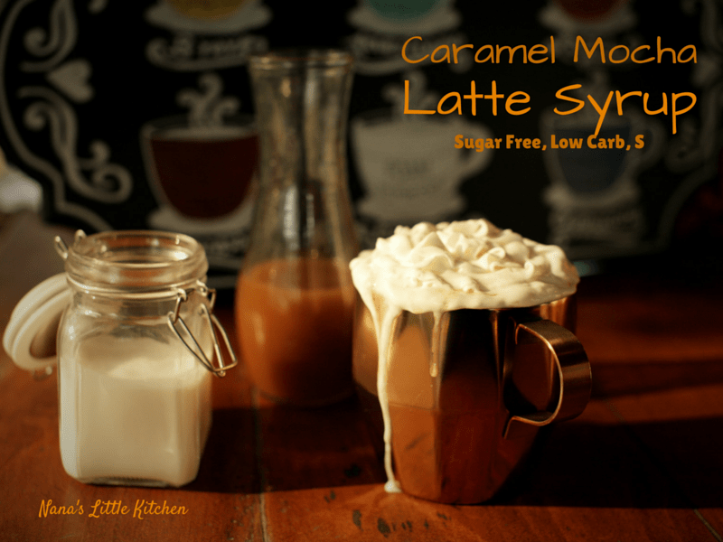 Sugar Free Coffee House Syrups