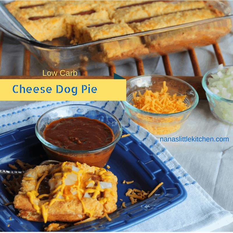 Cheese Dog Pie