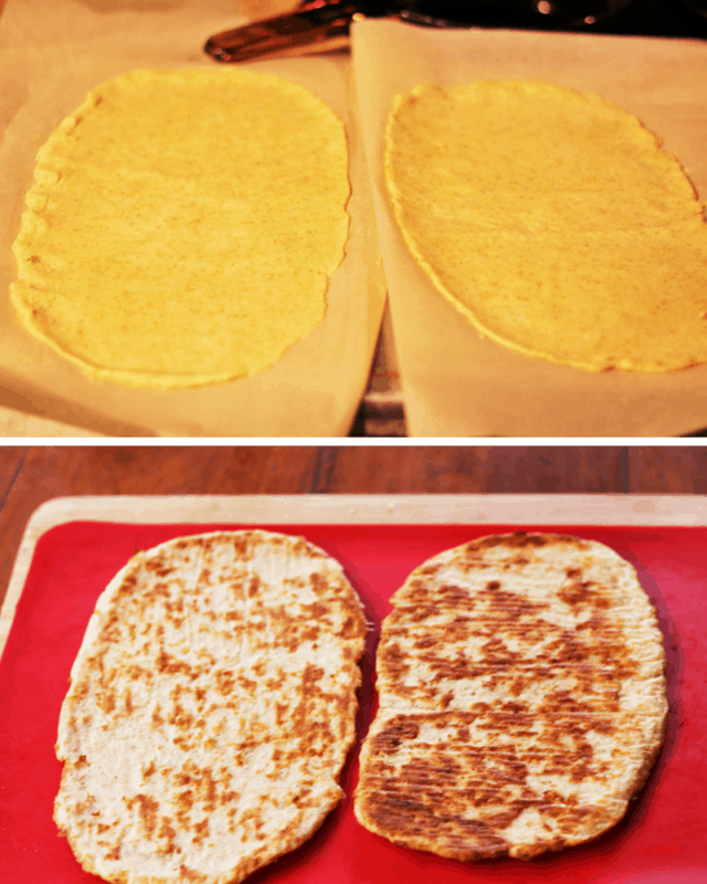 Flat bread process -Final