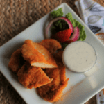 Low Carb Pan Fried Chicken Breasts