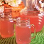 Sugar Free Pink Lemonade