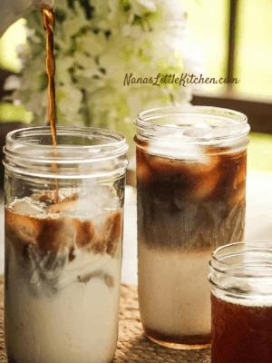 Cafe Latte Caramel Macchiato