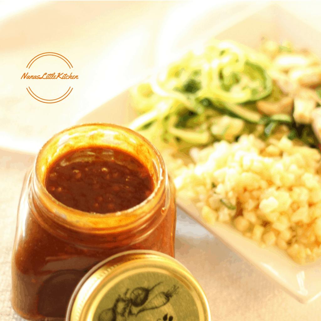 Szechuan Chicken Stir Fry Sauce