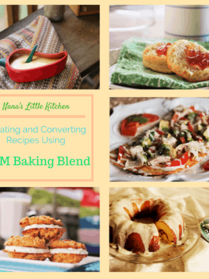 Using THM Baking Blend In Recipes