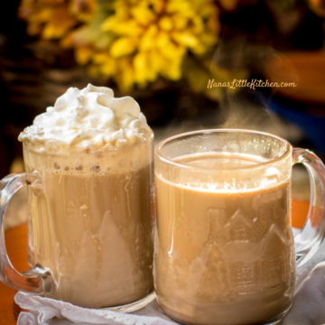 Sugar Free Mock Chestnut Praline Latte