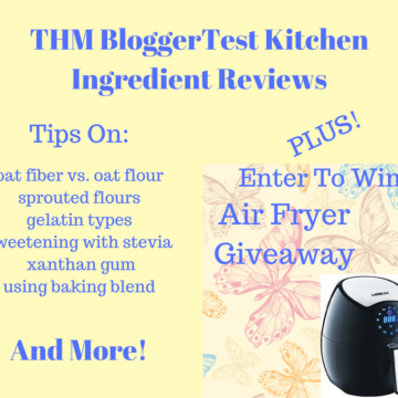 BTK Product Review Roundup and Giveaway