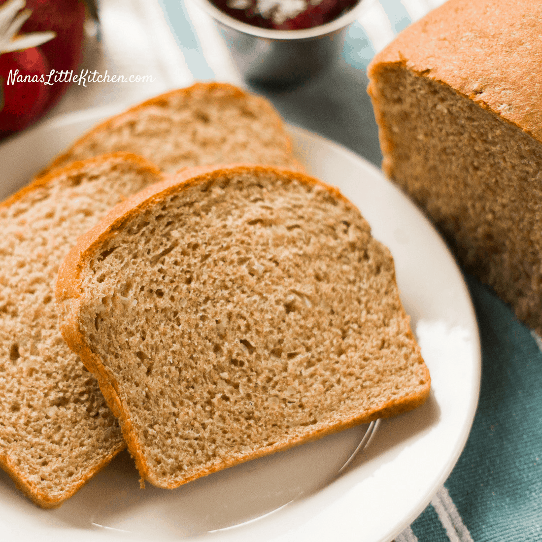 Savory Sprouted Wheat Cottage Bread Nana S Little Kitchen