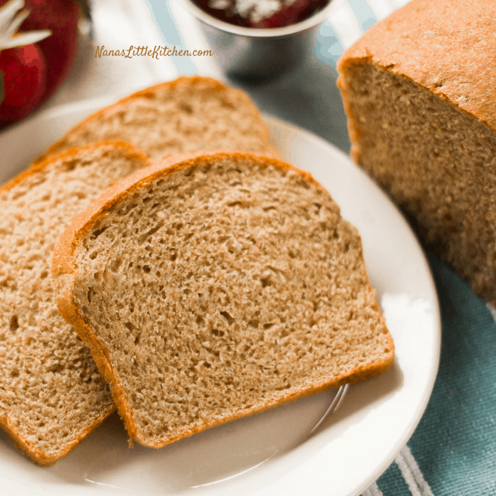 Savory Sprouted Wheat Cottage Bread