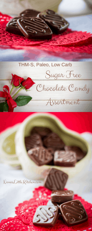 Sugar Free Chocolate Candy Assortment