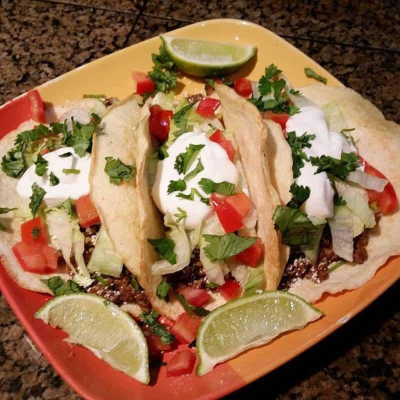 THM Bloggers Fiesta Recipes 2017