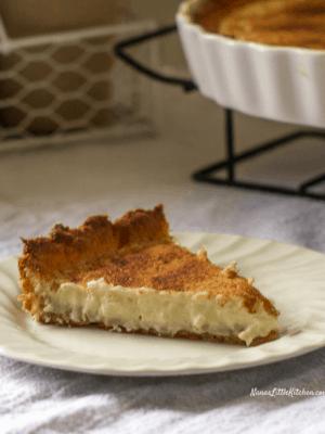 Gluten Free Sugar Free Sopapilla Cheesecake