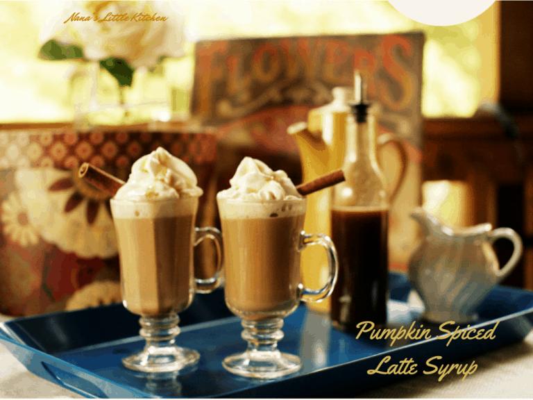 Nana's Syrups and Sauces Collection